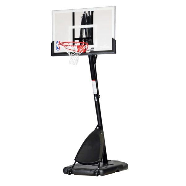 Panier de basket sur pied NBA Gold Helix